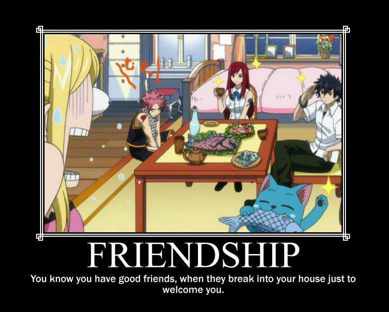 Fairy tail fairy tail demotivational posters