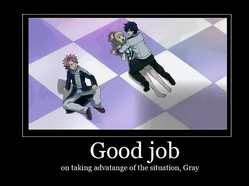 Fairy Tail Demootivational Posters - fairy-tail Photo