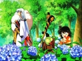 Family portrait - inuyasha wallpaper