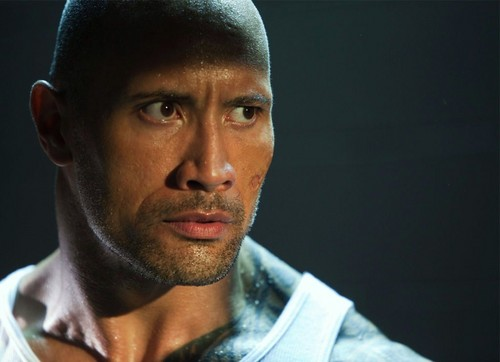 "Dwayne ""The Rock"" Johnson fondo de pantalla possibly with a portrait called Faster"