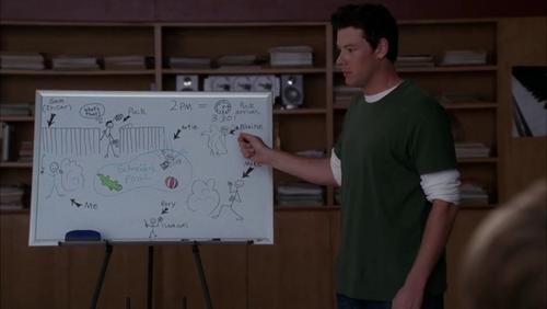 Finn's plan 3x18