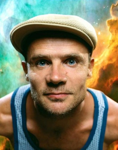 Red Hot Chili Peppers wallpaper entitled Flea (Michael Balzary)
