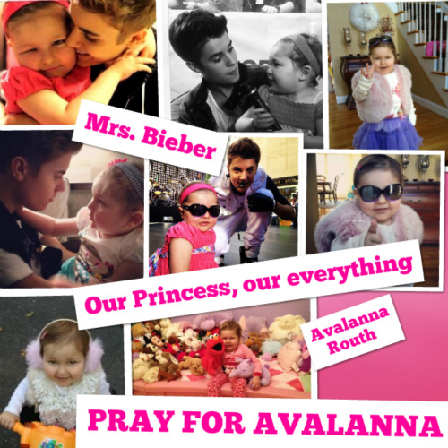 For Avalanna. Stay Strong