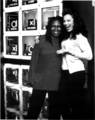 Fran & Whoopi Goldberg  - the-nanny photo