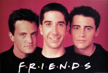 Friends - television Photo