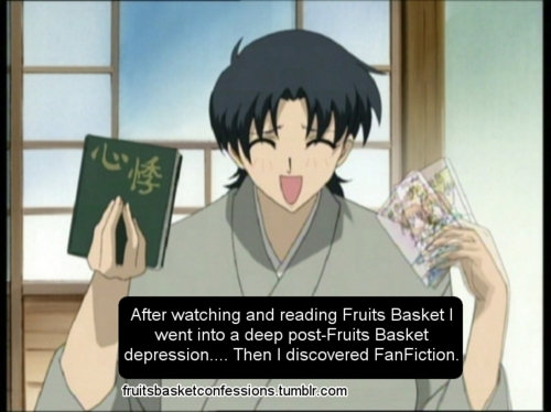Fruits Basket Confessions - fruits-basket Photo