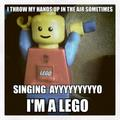 Funny Lego - lego photo