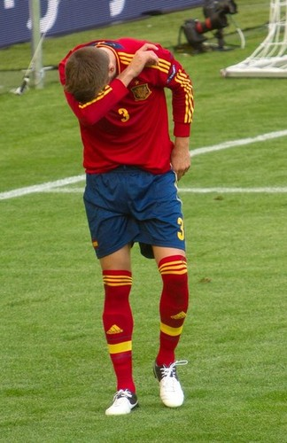 Gerard Piqué images G. Pique (Spain) wallpaper and background photos