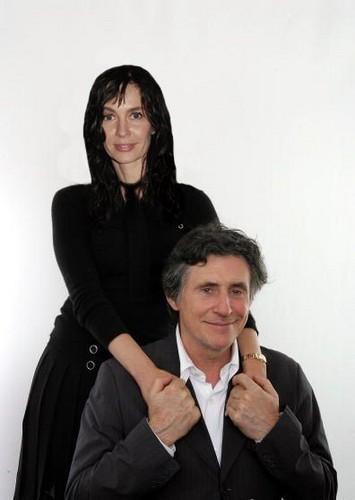 Gabriel Byrne & Anne Parillaud
