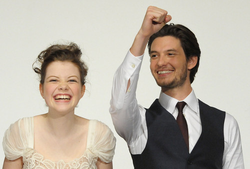 Georgie and Ben