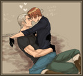 Gerita - hetalia-couples photo