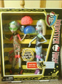 Ghoulia and Abbey Roller Maze Pack