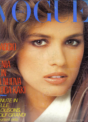 Gia Marie Carangi....The World's FIRST Super Model