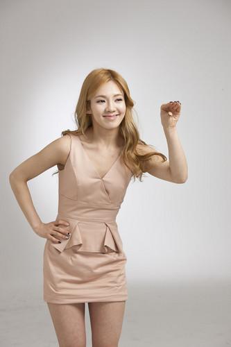 Girls' Generation Hyoyeon LG 3D TV