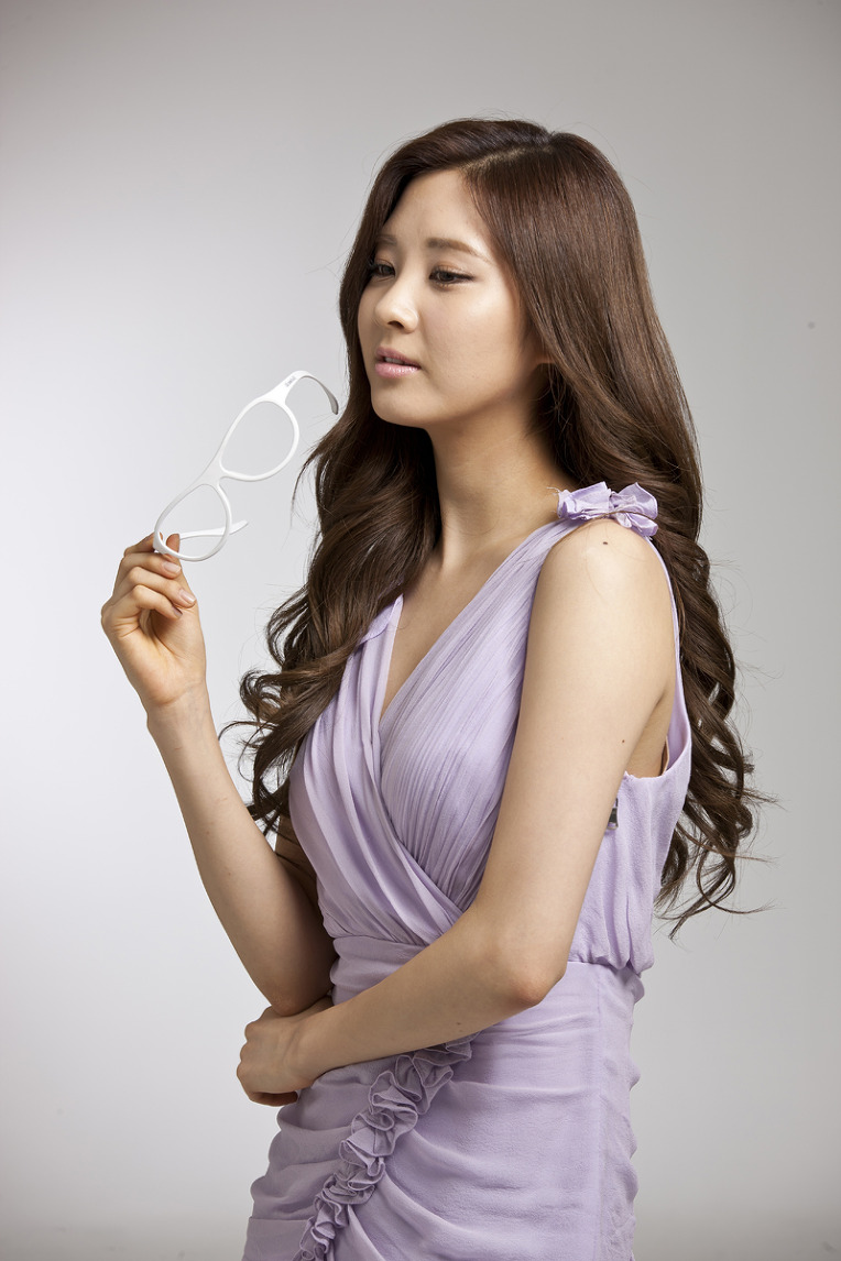 Girls generation snsd girls generation seohyun lg 3d tv