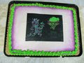 Grooms cake - insane-clown-posse photo