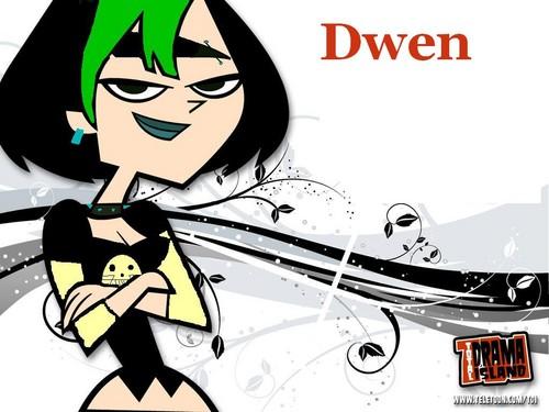 Gwen As Duncan