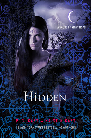 HIDDEN COVER!!!  - house-of-night-series Photo