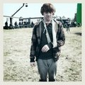 HP and Deathly Hallows BTS Photo