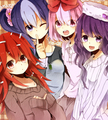 HTF girls anime - happy-tree-friends photo