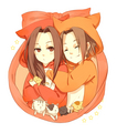 Hao & Yoh - cute99 photo