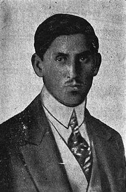 Hasan Tahsin - Osman Nevres (d. 1881, Selanik - ö. 15 may  1919, İzmir) - celebrities-who-died-young Photo