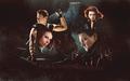 Hawkeye and Black Widow - hawkeye-and-black-widow wallpaper