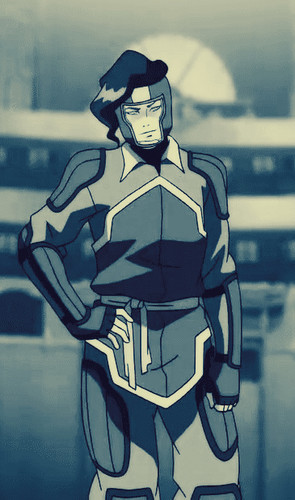He's sexy and we know it - avatar-the-legend-of-korra Photo