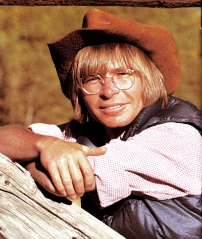 Henry John Deutschendorf, Jr. -john denver(December 31, 1943 – October 12, 1997)