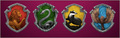 Hogwarts crests - pottermore photo