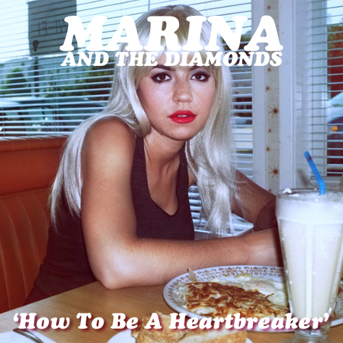 How to Be a Heartbreaker Fanmade Single Covers