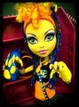Howleen Wolf doll