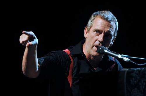 "Hugh Laurie - ""Magic Horse Centre"" - Moscow 25 June 2012"