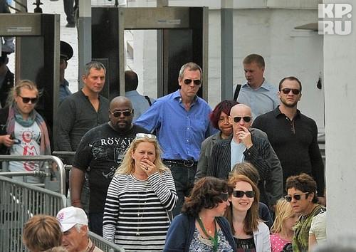 Hugh Laurie-Moscow (Kremlin)26.06.2012