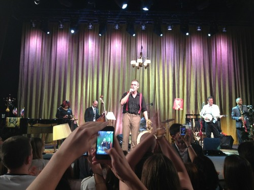 Hugh Laurie- Moscow mostra 25 June 2012