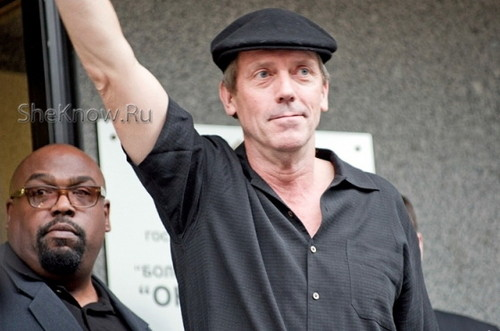Hugh Laurie- Saint-Petersburg  - hugh-laurie Photo