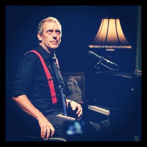 "Hugh Laurie at the ""BKZ"" - St. Petersburg 24.06.2012"