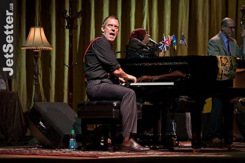 "Hugh Laurie images Hugh Laurie concert at the ""Palace Ukraine"" - Kiev 20.06.2012 wallpaper and background photos"