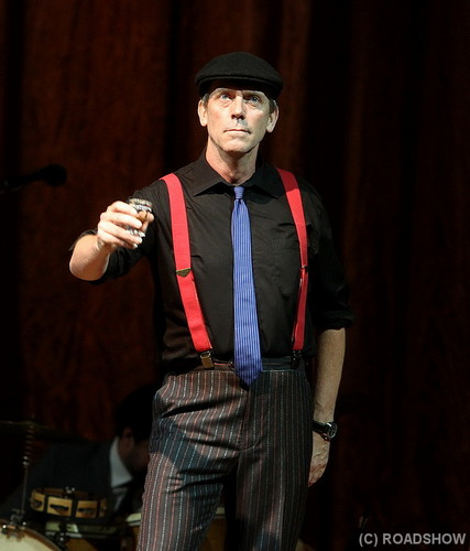 "Hugh Laurie 음악회, 콘서트 at the ""Palace Ukraine"" - Kiev 20.06.2012"