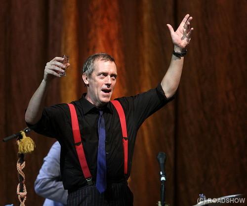 "Hugh Laurie concerto at the ""Palace Ukraine"" - Kiev 20.06.2012"