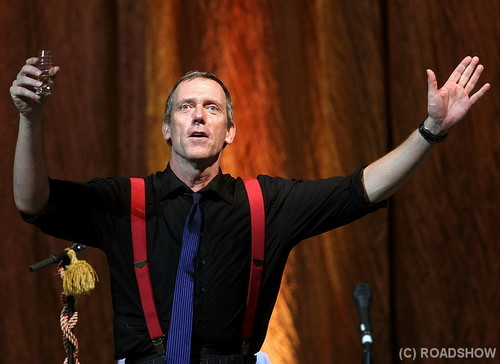 "Hugh Laurie concert at the ""Palace Ukraine"" - Kiev 20.06.2012  - hugh-laurie Photo"