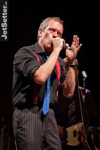 "Hugh Laurie concert at the ""Palace Ukraine"" - Kiev. - hugh-laurie Photo"