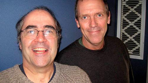 Hugh Laurie on the Danny Baker Zeigen