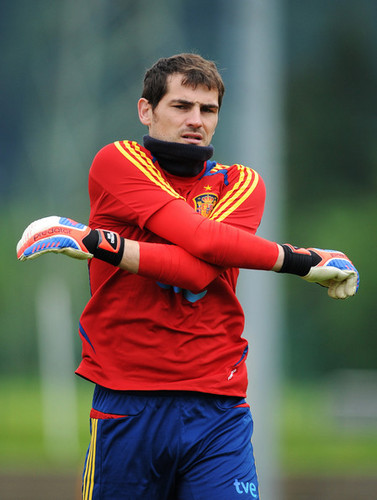 I. Casillas (Spain)