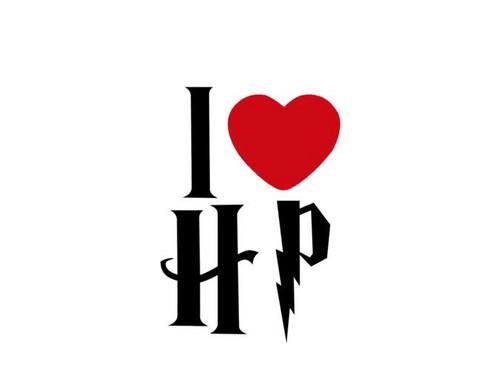 I ♥ HP(Harry Potter)