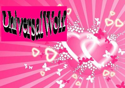 I 愛 Universal-Wolf