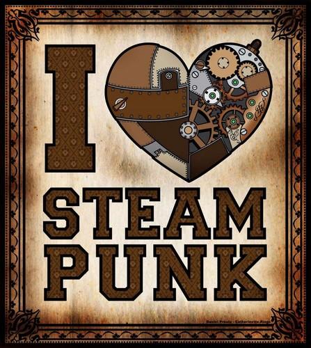I ♥ Steampunk
