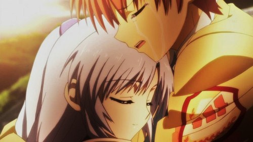 I Любовь you- Otonashi & Kanade