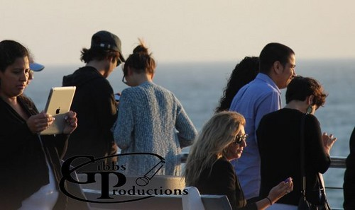 Ian & Nina in Santa Monica