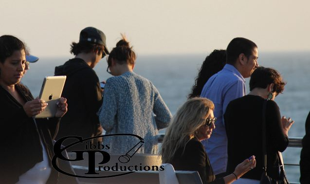 Ian & Nina in Santa Monica
